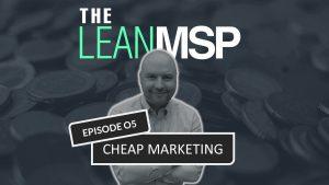 The Lean MSP