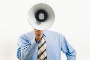 Sending out mass communications
